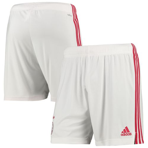 Ajax Home Shorts 2020-21 - Kids