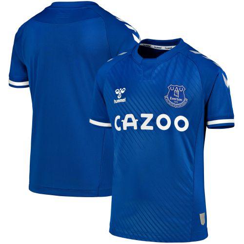 Everton Home Shirt 2020-21 - Kids with Richarlison 7 printing