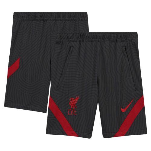 Liverpool Dri-Fit Strike Shorts - Dark Grey - Kids