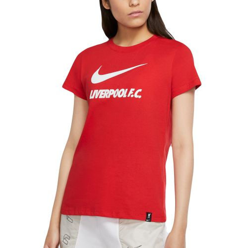 Liverpool T-Shirt - Red - Womens