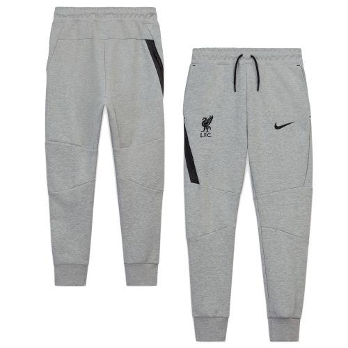 Liverpool Tech Fleece Pants - Dark Grey - Kids