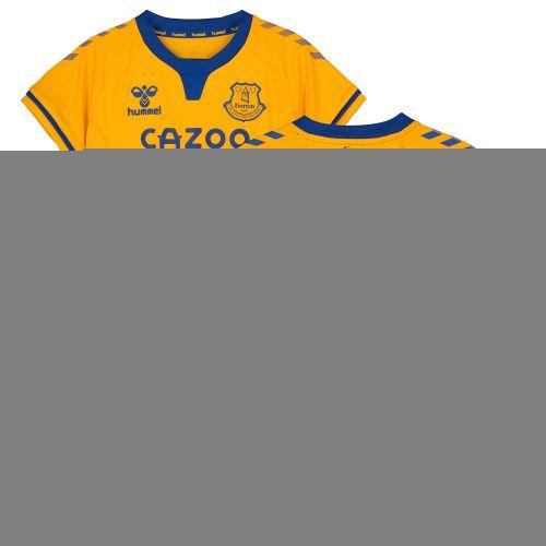 Everton Away Infant Kit 2020-21 with Richarlison 7 printing
