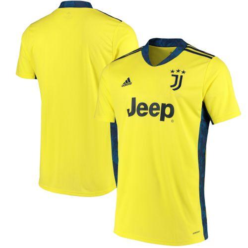 Juventus Home Goalkeeper Shirt 2020-21