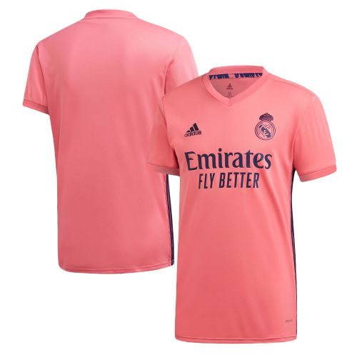 Real Madrid Away Shirt 2020-21