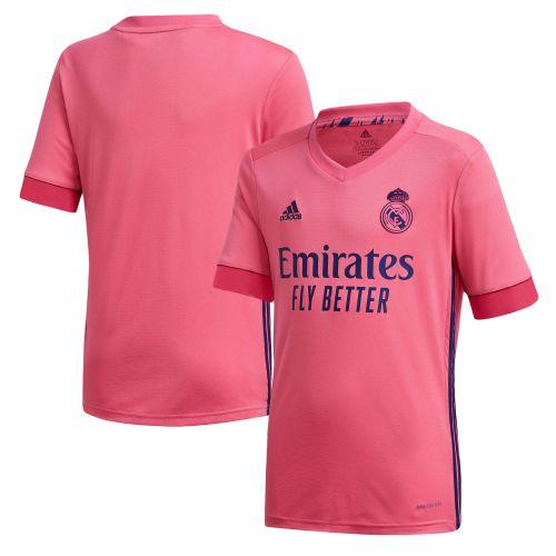 Real Madrid Away Shirt 2020-21 - Kids