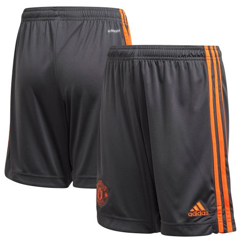 Manchester United Home Goalkeeper Shorts 2020-21