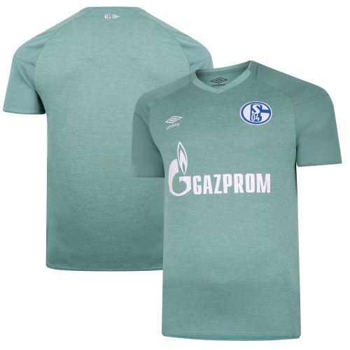FC Schalke 04 Third Jersey 20-21 - Short Sleeve