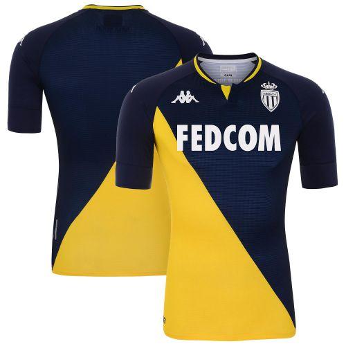 AS Monaco Away Shirt 2020-21