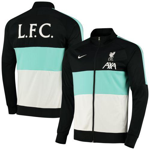 Liverpool I96 Anthem Track Jacket - Black