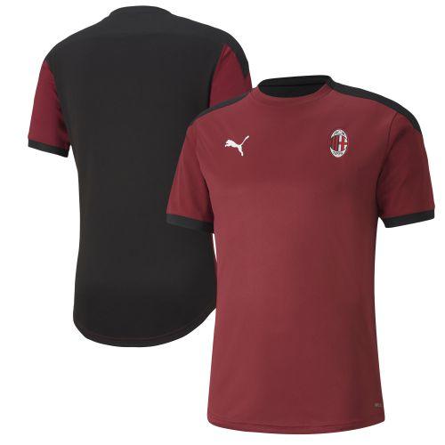 AC Milan Training Jersey - Burgundy