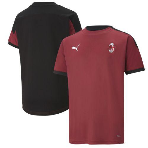AC Milan Training Jersey - Burgundy - Kids