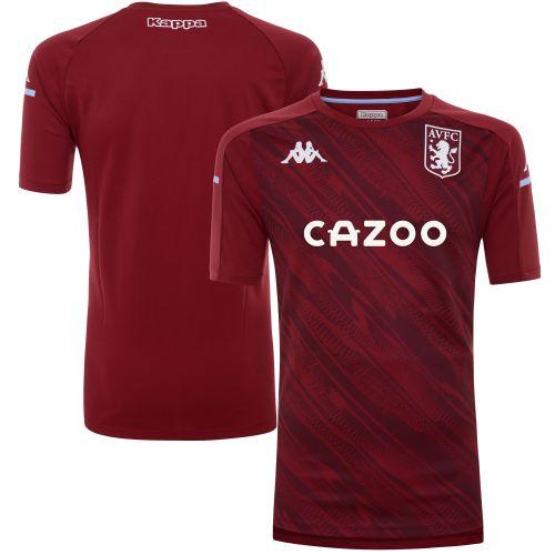 Aston Villa Matchday T-Shirt - Claret