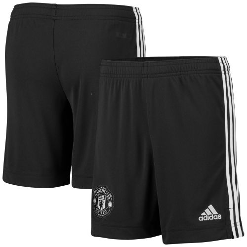 Manchester United Away Shorts 2020-21 - Kids
