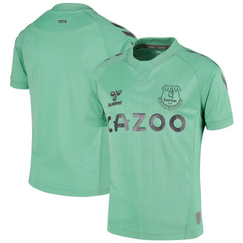 Everton Third Shirt 2020-21 - Kids