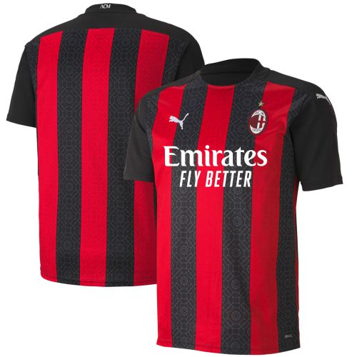 AC Milan Home Shirt 2020-21