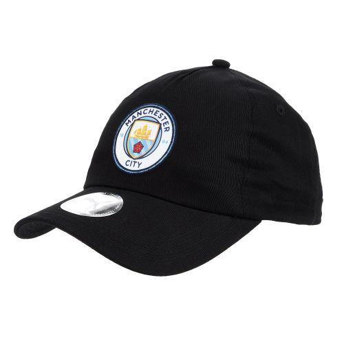Manchester City Team Cap - Black