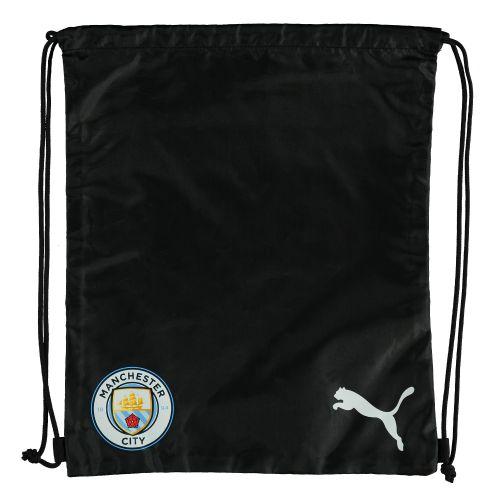 Manchester City Training Gym Sack - Black