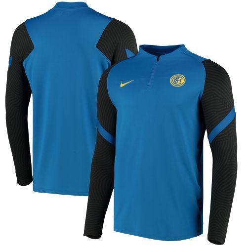 Inter Milan Strike Drill Top - Blue