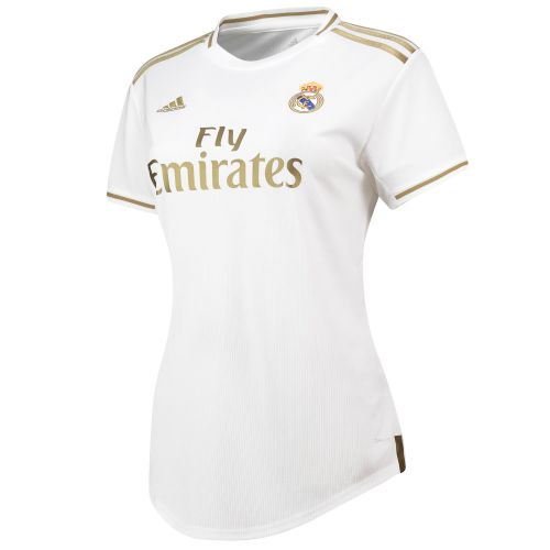 Real Madrid Home Shirt 2019-20 - Womens with James 16 printing