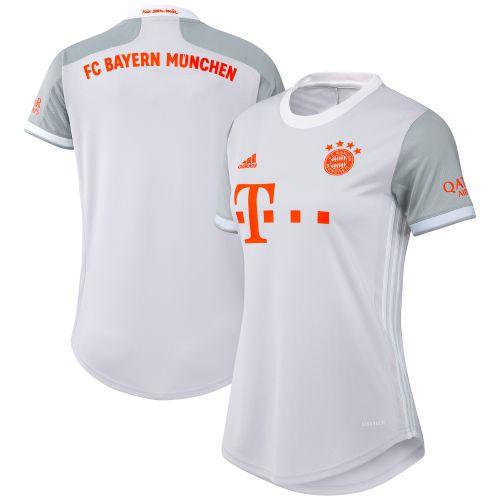 FC Bayern Away Shirt 2020-21 - Womens