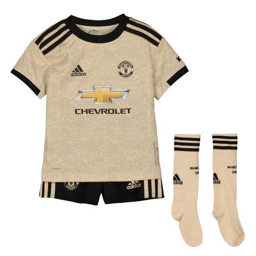 Manchester United Away Mini Kit 2019 - 20