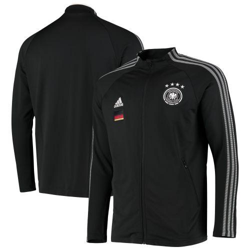 Germany Anthem Jacket - Black
