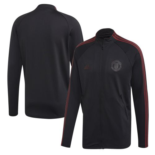 Manchester United Anthem Jacket - Black