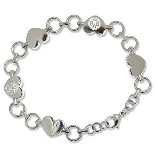 BVB Heart Bracelet