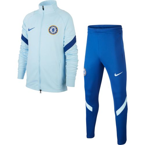 Chelsea Strike Tracksuit - Sky Blue - Kids