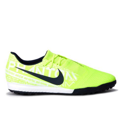 Nike Phantom VNM Academy Astroturf Trainers - Volt