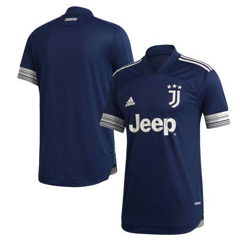 Juventus Authentic Away Shirt 2020-21
