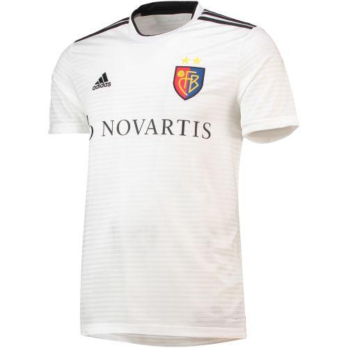 FC Basel Away Shirt 2018-19