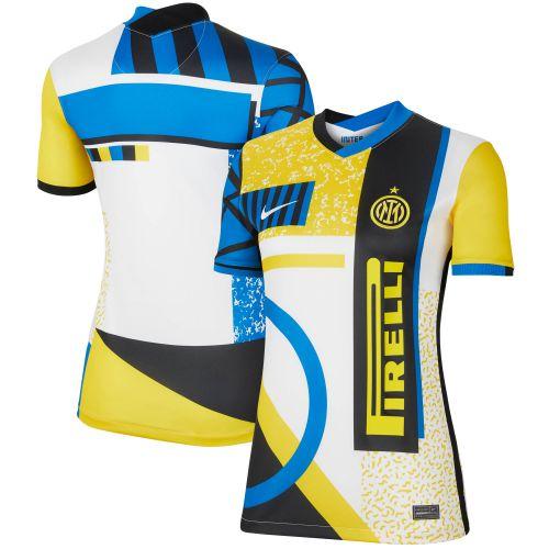 Inter Milan Fourth Stadium Shirt 2020-21 - Womens