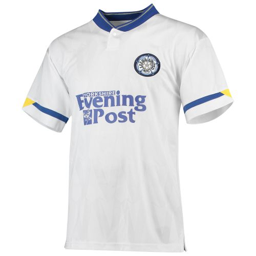Leeds United 1992 Home Shirt