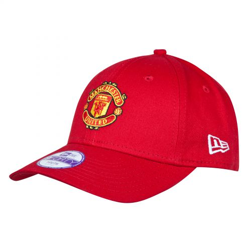 Manchester United Manchester United New Era Basic 9FORTY Adjustable Cap - Red - Kids