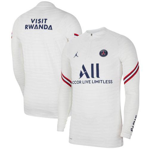 Paris Saint-Germain x Jordan Elite Drill Top - White