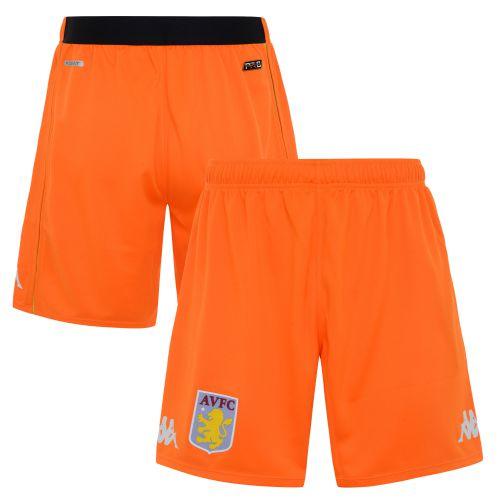 Aston Villa Goalkeeper Away Stadium Shorts 2020-21 - Kids