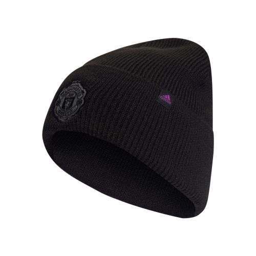 Manchester United Woolie Hat-Black
