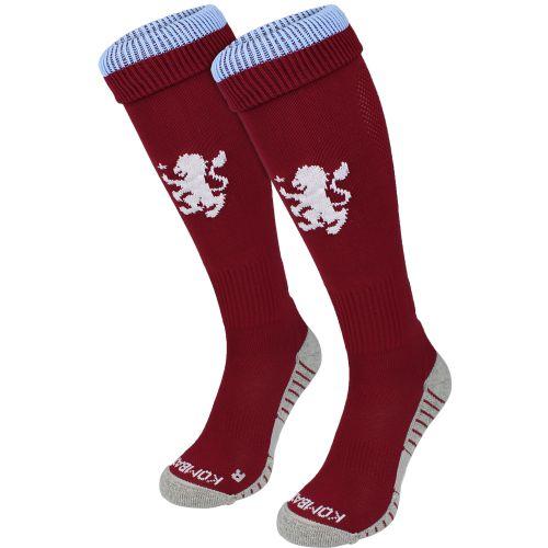 Aston Villa Home Alternate Socks 2020-21 - Kids