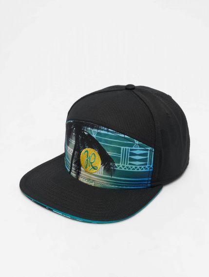 Just Rhyse / Snapback Cap Miami in black