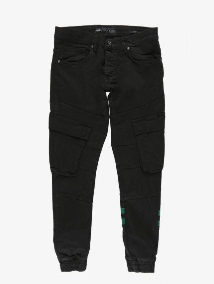 2Y / Cargo Steven in black