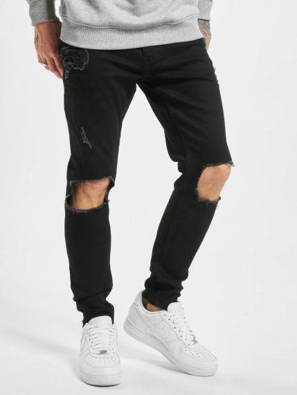 2Y / Slim Fit Jeans Jona in black