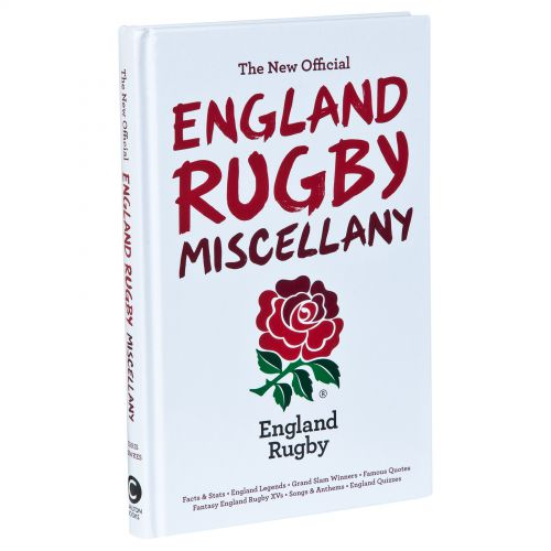 England Rugby Miscellany Book