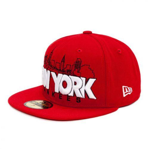 New Era City Series New York Yankees Red