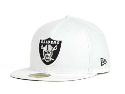 Шапка New Era 59Fifty NFL On-Field Draft Oakland Raiders