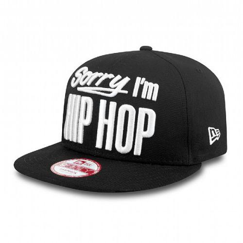 Шапка New Era Sorry Im HIP HOP 9FIFTY Snapback