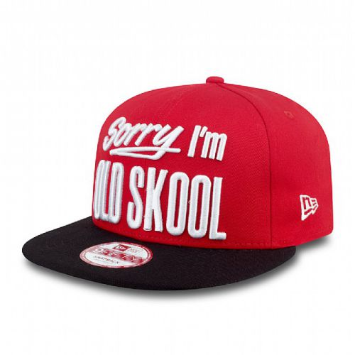 Шапка New Era Sorry Im OLD SKOOL 9FIFTY Snapback
