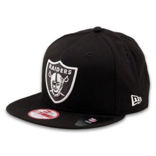 Шапка New Era Oakland Raiders 9FIFTY Snapback