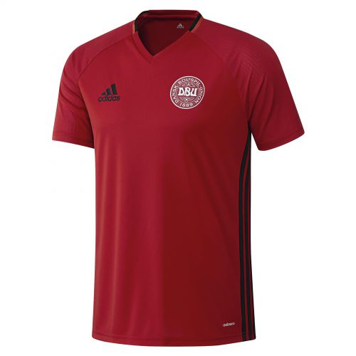 Denmark Training Jersey Red