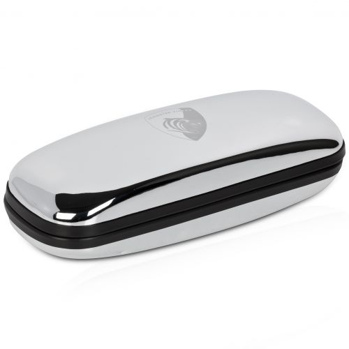 Leicester Tigers Chrome Glasses Case